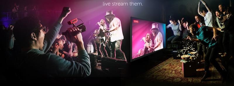 Live Stream Your Event